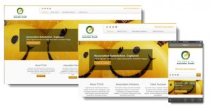 TCAG Websites Responsive Design